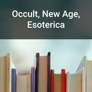 Occult, New Age, Esoterica