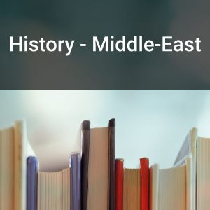 History- Middle-East