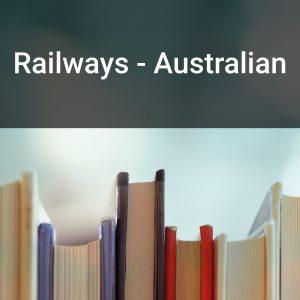 Railways- Australian