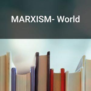 MARXISM- World